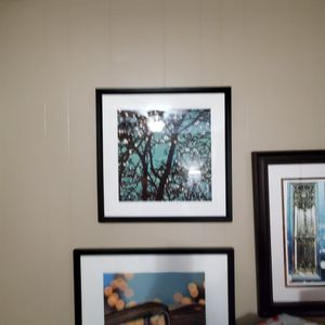 Trio Of Framed Art Prints for Sale in Carrollton, TX