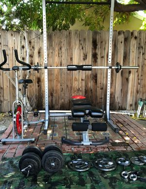 Fitness equipment for Sale in Los Angeles, CA
