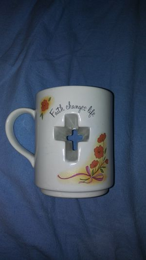 Faith Coffee cup for Sale in Valrico, FL