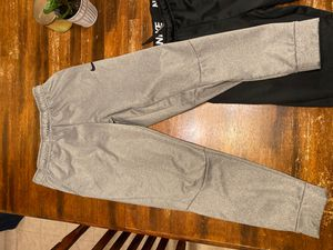 Black and grey Nike sweats for Sale in Fresno, CA