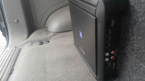 Alpine system. Installed for 2 days and decided to go bigger. 6.5in speakers new in box. for Sale in Romeoville, IL