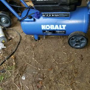 Kobalt 8 Gal Air Compressor for Sale in Elloree, SC