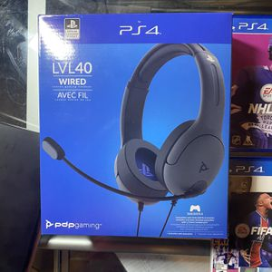 PS4 Wired Headset for Sale in Nashville, TN
