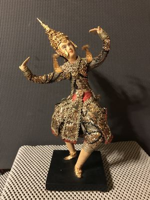 Antique Siam Thailand Doll for Sale in Kennesaw, GA