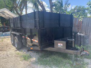 dump trailer for Sale in South Miami, FL