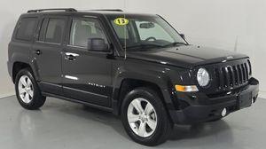 2013 Jeep Patriot Latitude 4WD for Sale in Aurora, CO