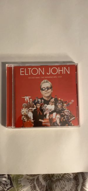 Elton John The Definitive Hits CD for Sale in Paramount, CA