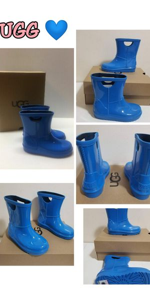 Kids Ugg rain boots size 12 ONLY New in Box $35 🙅 🙅FIRM ON PRICE🙅 🙅 pick up Only for Sale in Los Angeles, CA