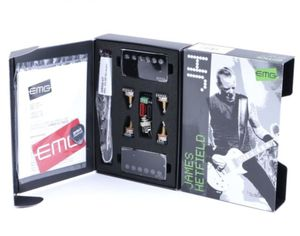 James Hetfield Custom EMG pickup set for Electric Guitars for Sale in Findlay, OH