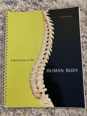 HUMAN ANATOMY for Sale in San Bernardino, CA
