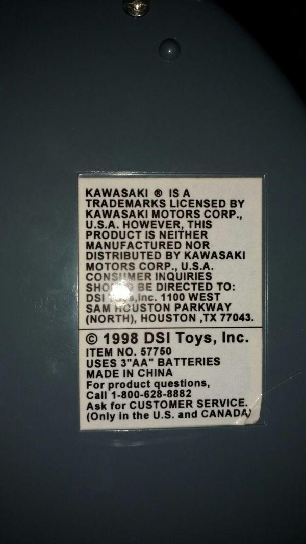 Vintage 98 Kawasaki Key Boom For Sale In La Porte Tx Offerup