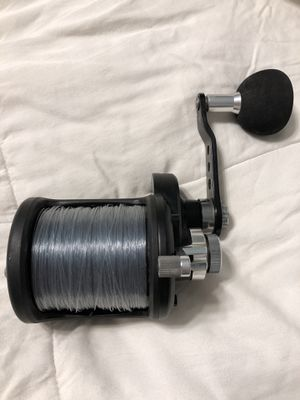 NEVER USED Daiwa Saltist LD50H Reel for Sale in St. Petersburg, FL