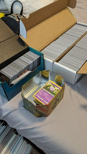 Lot of MTG, Pokemon and Yu-Gi-Oh Cards for Sale in South Jordan, UT