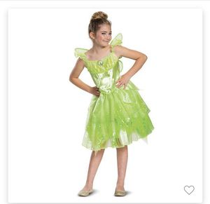 Tinkerbell Costume Size 4-6 NEW for Sale in La Puente, CA