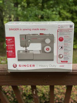 Singer 4432 Heavy Duty 32-stitch Sewing Machine for Sale in Alexandria, VA