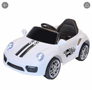 Children Ride On Sports Car Toy 6V Kids Outdoor Indoor Play Toys With MP3 Player Remote Control Horn Sound And Seat Belt for Sale in Moreno Valley, CA