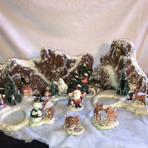 Rudolph Collectibles By Enesco 1999 for Sale in Tigard, OR