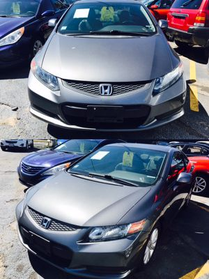 2012 Honda Civic LOW DOWN for Sale in Bellaire, TX