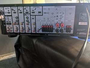 ONKYO TX- SR444 7.1 chan 4K Dolby Atmos $140 OBO for Sale in Fullerton, CA