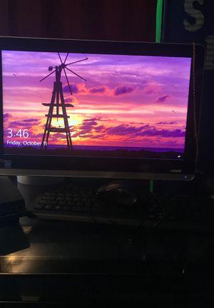 Acer monitor pc for Sale in Spokane, WA