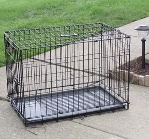 Collapsible dog crate for Sale in Pittsburgh, PA