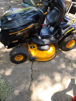 Poulan pro tractor for Sale in Dallas, TX