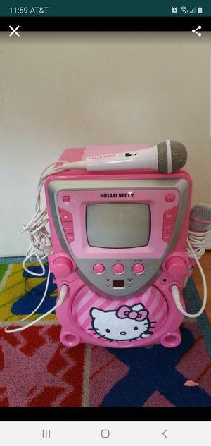 Hello Kitty Karaoke for Sale in undefined