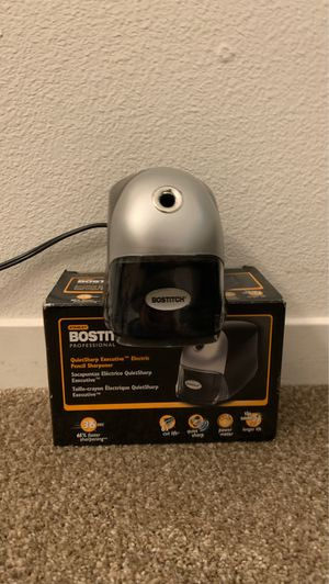 Electric Pencil Sharpener for Sale in Pittsburg, CA