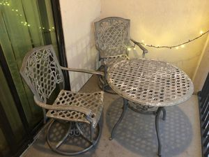 Patio Furniture Set for Sale in Pompano Beach, FL
