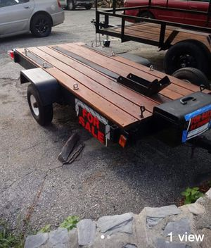 Bike trailer for Sale in Blackstone, MA