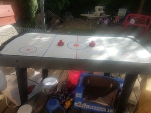 Air hockey table. for Sale in Woodburn, OR