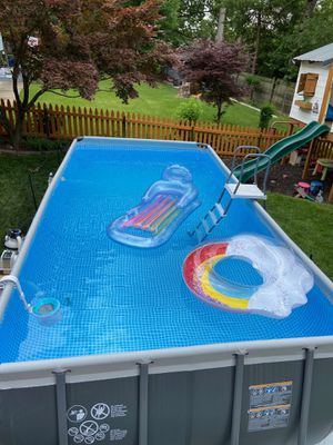Intex Ultra XTR Frame Pool Set - 26377EH for Sale in Silver Spring, MD