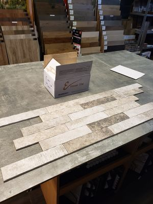 2x11 porcelain subway tile flooring backsplash- emser newberry grigio for Sale in Vancouver, WA