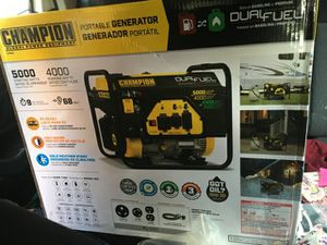 Champion generator for Sale in Baltimore, MD