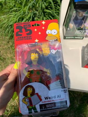 Weird Al Rare Collectible Action Figure for Sale in Washington, DC