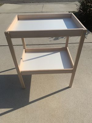 Baby changing table for Sale in La Habra Heights, CA