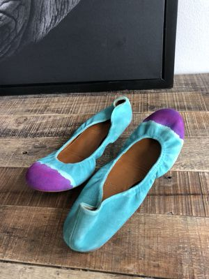 Colorful Flats from Anthropology for Sale in Austin, TX