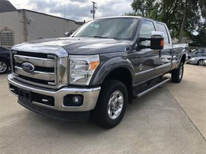 2011 Ford F-350 SD King Ranch Crew Cab 4WD for Sale in Parma, OH