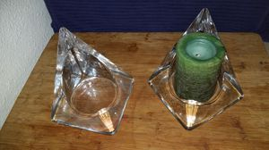 Glass Candle Holders for Sale in Orlando, FL