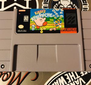Super Nintendo kirbys avalanche for Sale in San Diego, CA