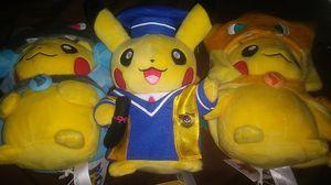 Pokemon center plush pikachu for Sale in Clearwater, FL