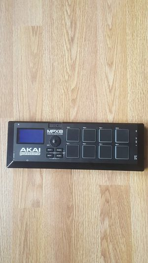 AKAI MPX8 - DJ Equipment for Sale in Bellingham, MA