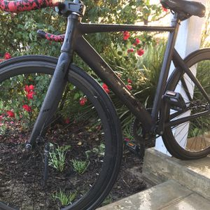 All Black Mataro Low AVENTON Fixie Bicycle for Sale in Fresno, CA