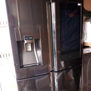 Samsung Refrigerator With Tablet for Sale in Atlanta, GA