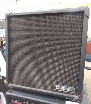 Traynor bass amp for Sale in Buffalo, NY