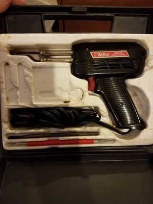 Weller Soldering Iron for Sale in Plant City, FL