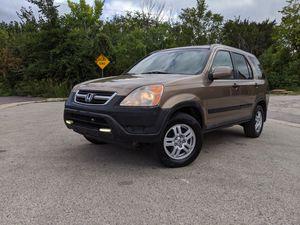 2002 Honda CRV for Sale in Lombard, IL