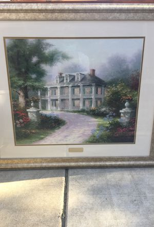 Thomas Kinkade Framed Picture Homestead House for Sale in Richland, WA