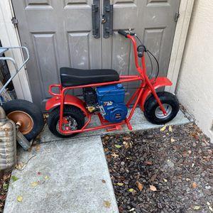 5 horsepower mini bike - FAST!! for Sale in Pleasanton, CA