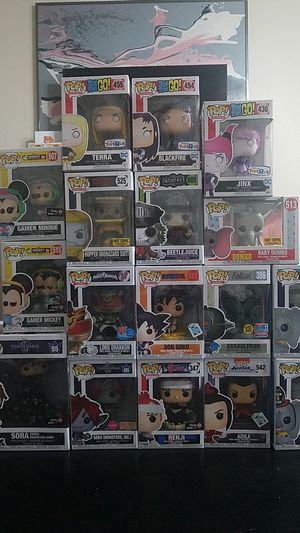Funko Pops for Sale in Murrieta, CA